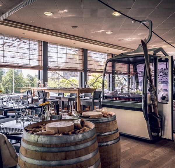 eCHo Restaurant Zürich