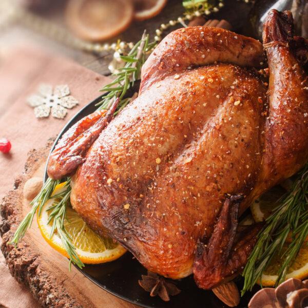 Thanksgiving im Zürich Marriott Hotel - Turkey to Go