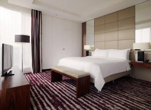 Suite im Zürich Marriott Hotel