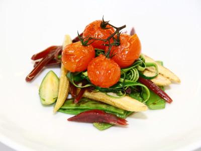 Zürich Marriott Hotel: Hochzeitsmenü vegetarisch