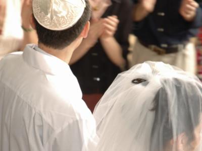 Jüdische Hochzeitsfeier im Zürich Marriott Hotel