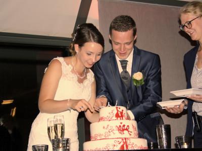 Hochzeit im Zürich Marriott Hotel - Lena und Patrick - September 2017