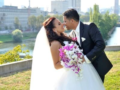 Hochzeit von Chantal & Alex, Zürich Marriott Hotel