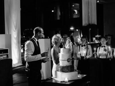 Hochzeitsfeier im Zürich Marriott Hotel
