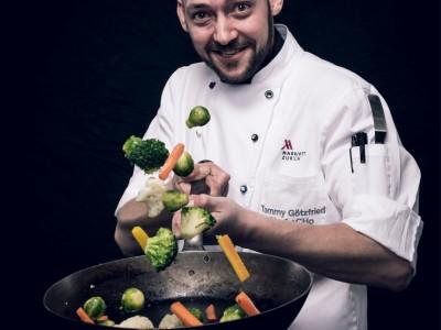Kreative Kochklassen im Zürich Marriott Hotel