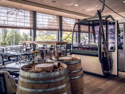 eCho Restaurant, Schweizer Restaurant, Zürich