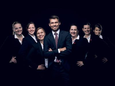 Zürich Marriott Hotel: Ihr Event Sales Team