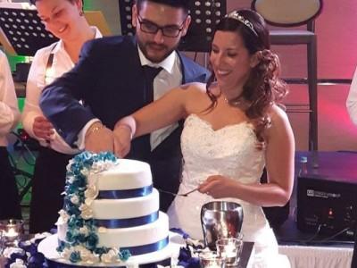 Wedding Daniela & Gianfranco at Zurich Marriott Hotel