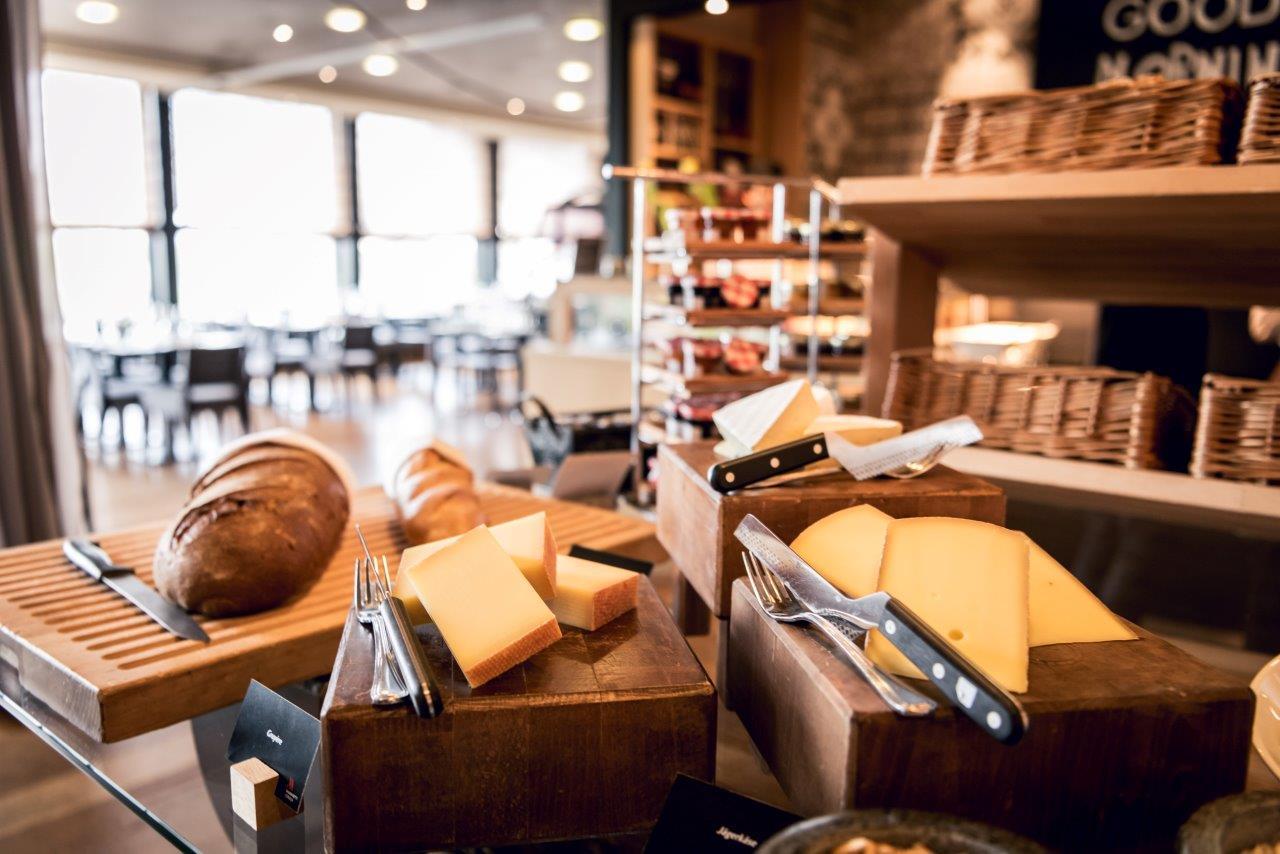 Marriott Sunday Brunch - Käse - Brunchbuffet