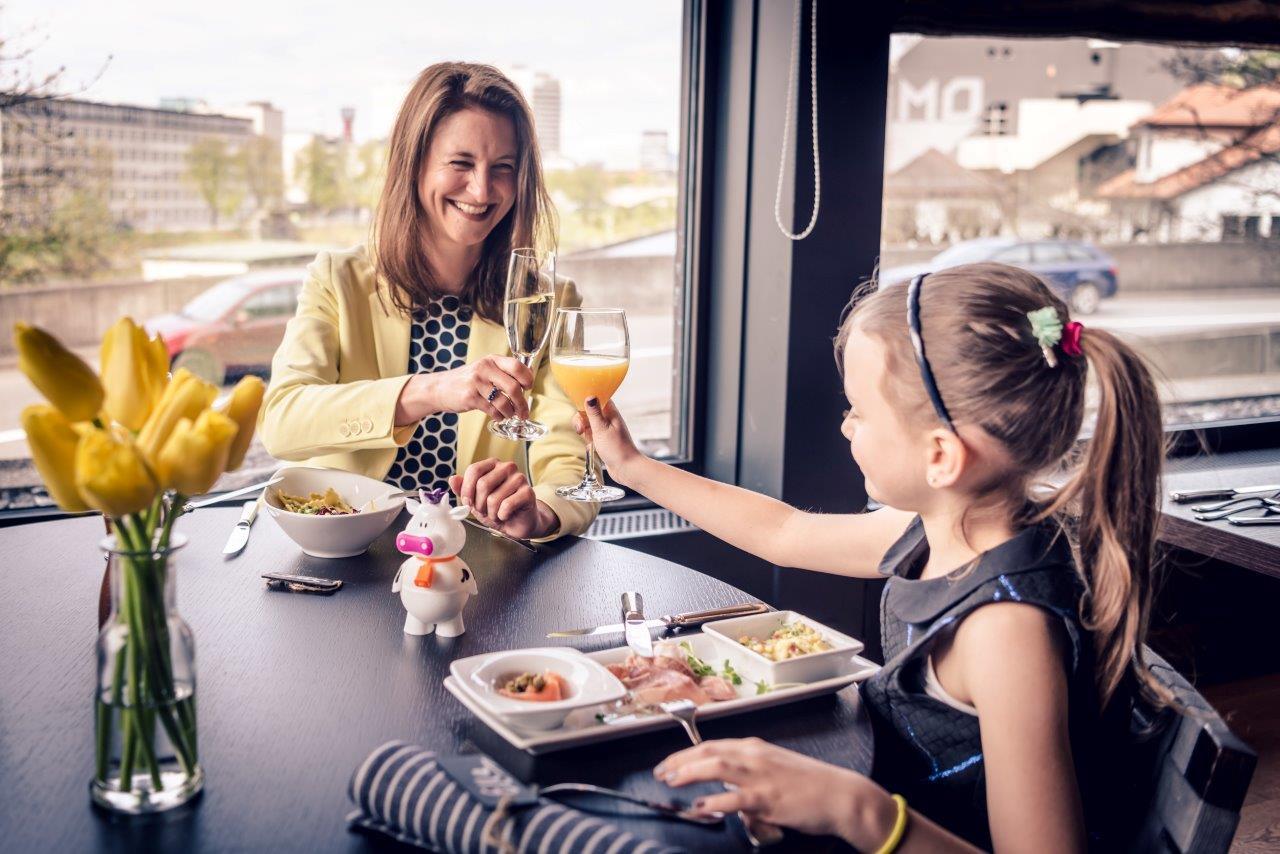 Marriott Sunday Brunch - Der Brunch für die ganze Familie - Zürich Marriott Hotel