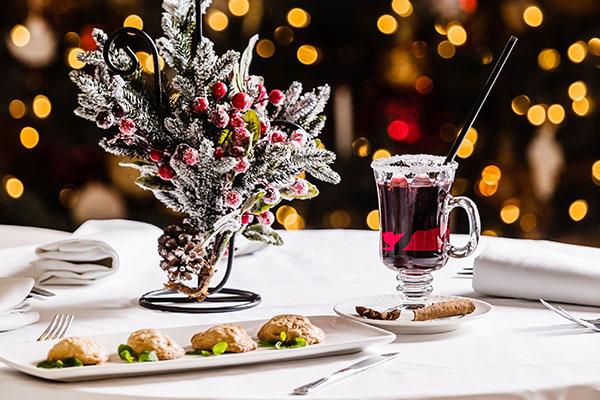 Weihnachten & Silvester im Zürich Marriott Hotel