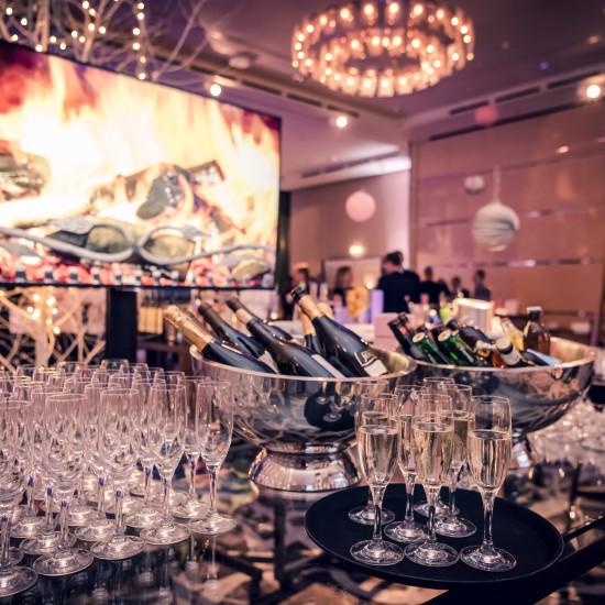 Silvester Party Zurich Marriott Hotel
