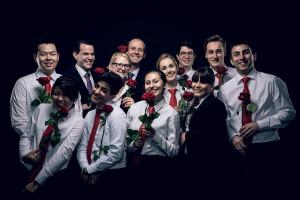 Banquet Team des Zürich Marriott Hotels