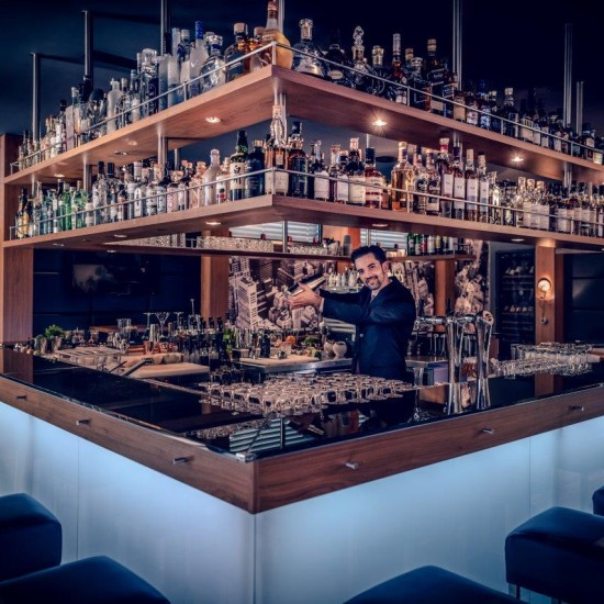 Bar & Lounge 42 im Zürich Marriott Hotel