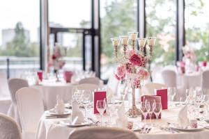 Hochzeit im Century Ballsaal, Zürich Marriott Hotel
