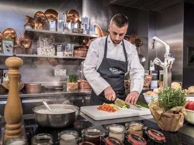 Kochklasse im Zürich Marriott Hotel