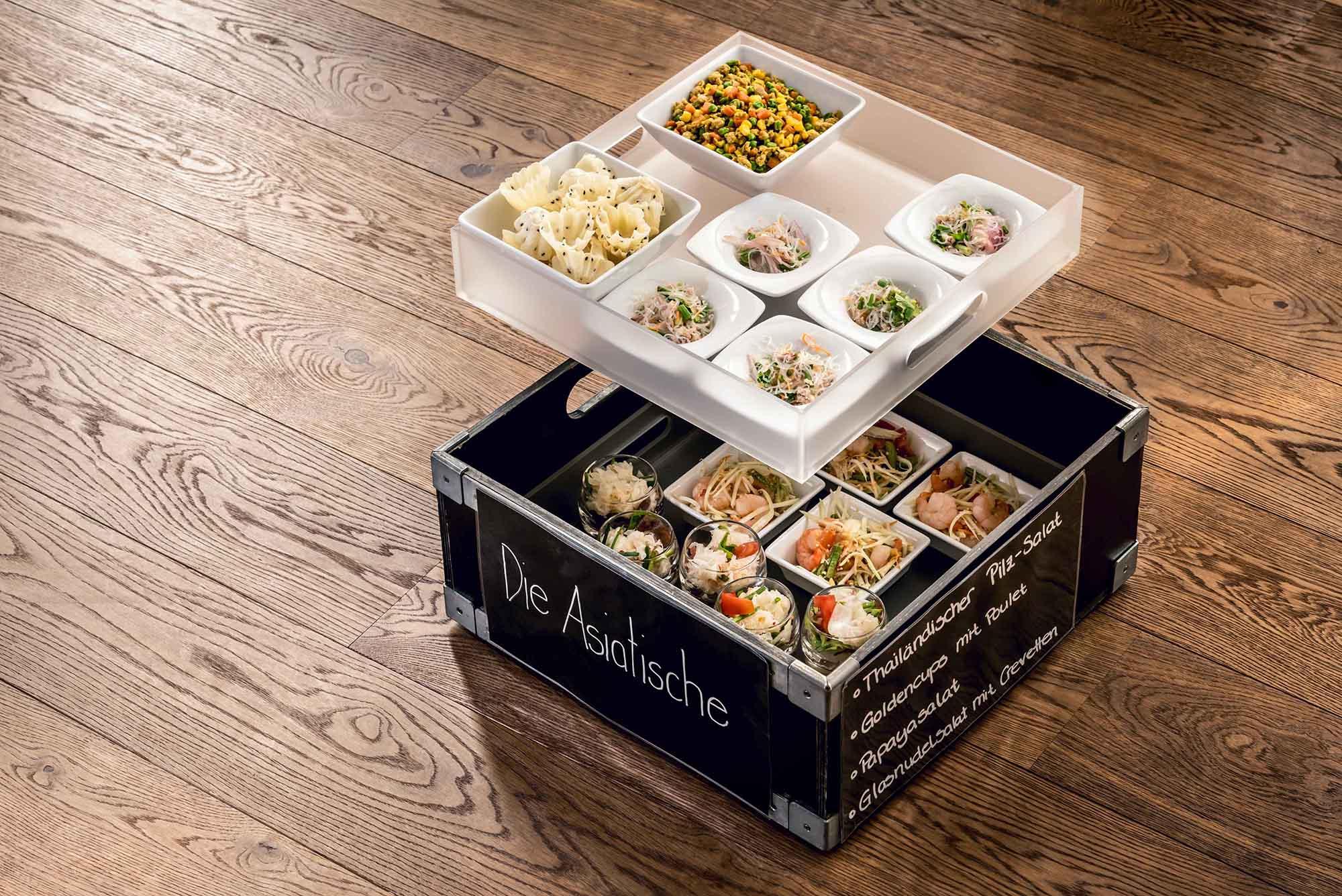 APERO BOX by Mangosteen Catering - Die Asiatische