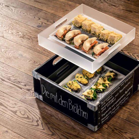 APERO BOX by Mangosteen Catering - Die mit den Brötchen