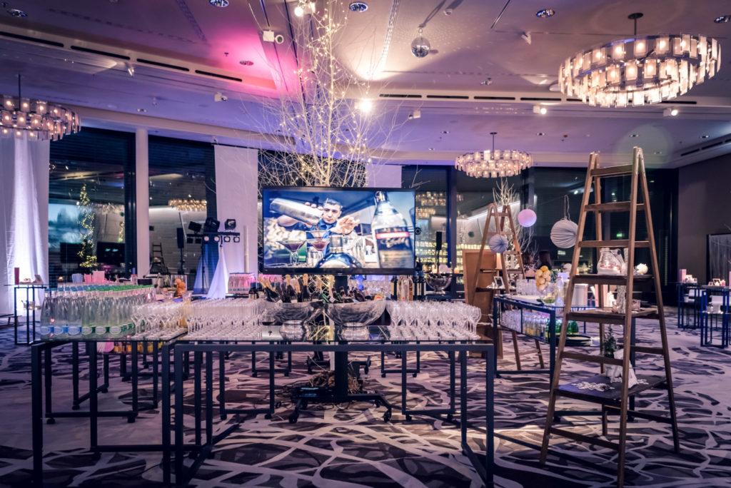 Firmenfeier im Zürich Marriott Hotel, Weihnachtsanlass