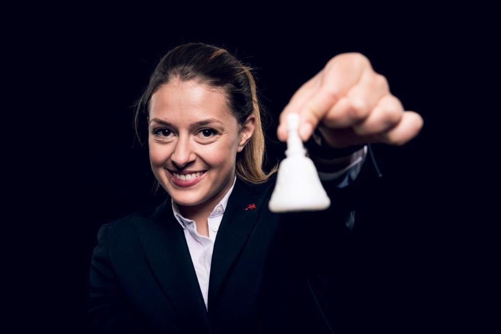 Livia Meier - Social Event Manager - Zürich Marriott Hotel