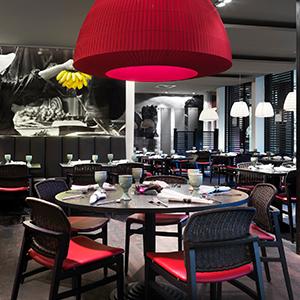 White Elephant Restaurant Zurich