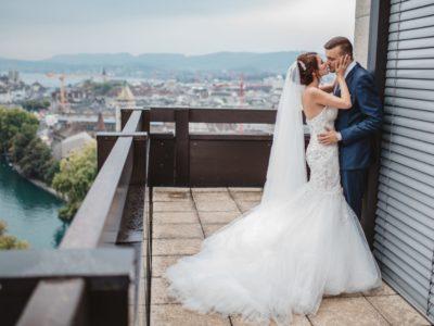 Hochzeit Adrijana & Milan, Zürich Marriott Hotel