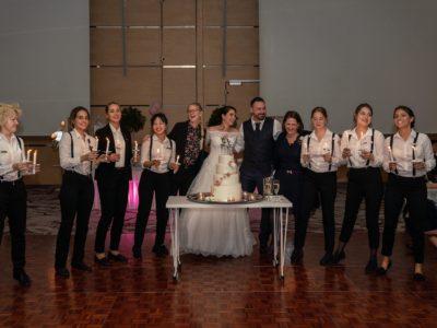 Hochzeit Francesco und Patrizia, Zürich Marriott Hotel